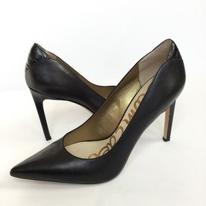 27efbfa1c041 Sam Edelman. Sam Edelman Leather Dea stiletto pumps heels
